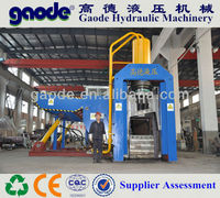 Heavy Metal Factory HBS-5000 Cheap hot-sale rubbish baler