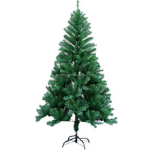 Premium Hinged Artificial Christmas Pine Tree With Solid Metal Legs 100-800 Tips Full Tree