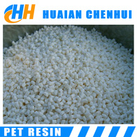 Milky white Color New PET Resin/polyethylene terephthalate Factory price