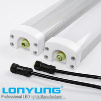 Lonyung Company led outdoor light tri-proof IP65 4ft 5ft 60W 80w