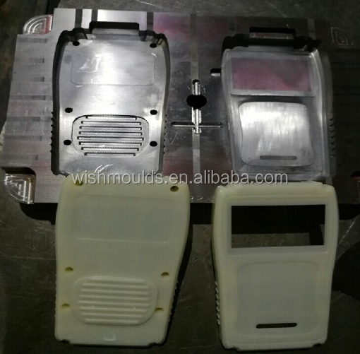 Injection Plastic Modling Type molded plastic electronic parts for householders