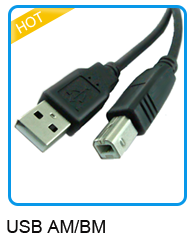 Professional supplier custom nylon cable usb female to rca male cable