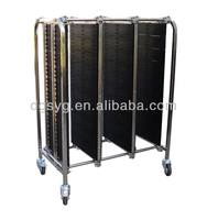 ESD Antistatic PCB ESD Hanging Style Cart PCB Cart