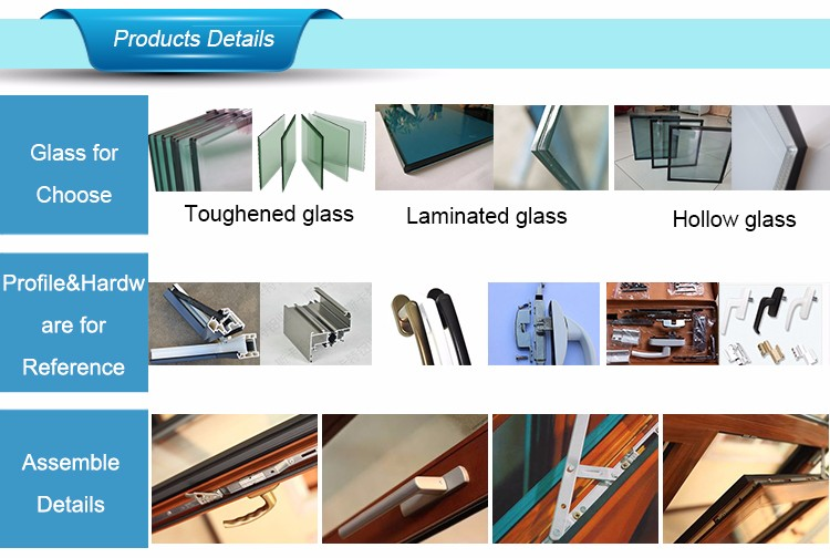 Alibaba golden supplier for 11 years with high quality china aluminum frame glass door GM-C988