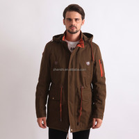 Wholesale OEM Custom Trendy Outwear Waterproof Models Jackets For Men