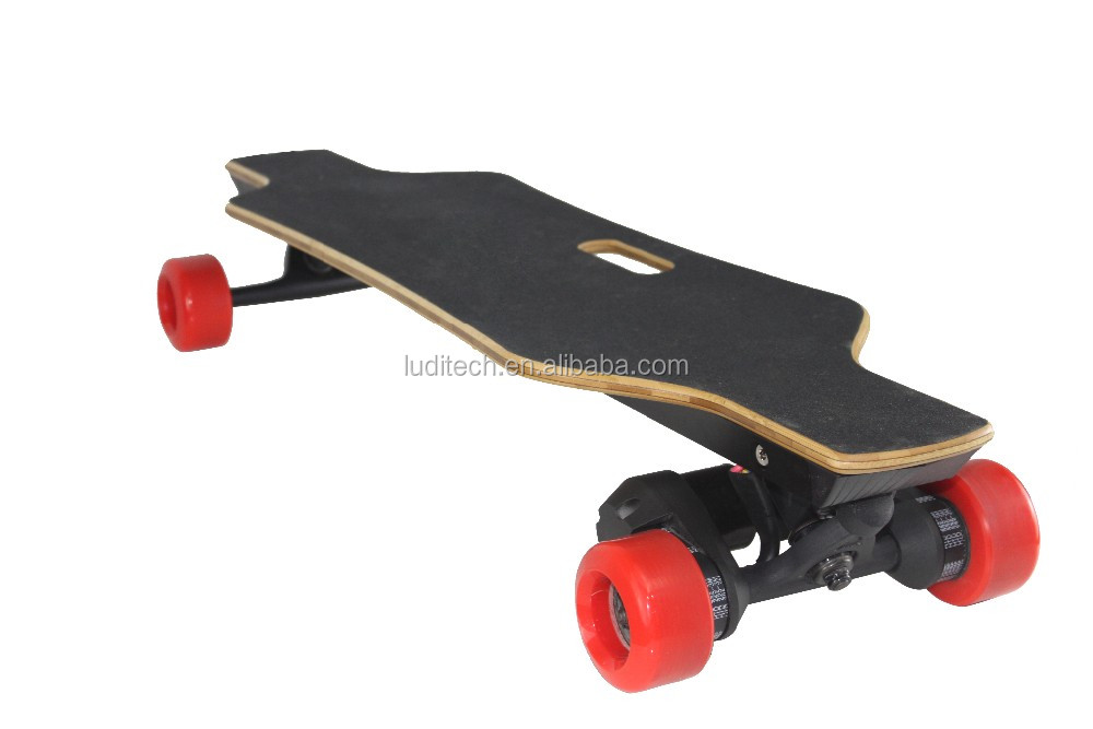 2000W 20-30 KM per charge electric skateboard for wholesale