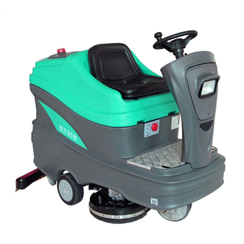 HY75B automatic ride on scrubber dryer floor scrubber machine for shop supermarket