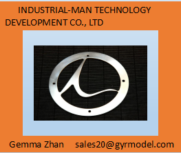 professional car brand logo parts rapid prototype