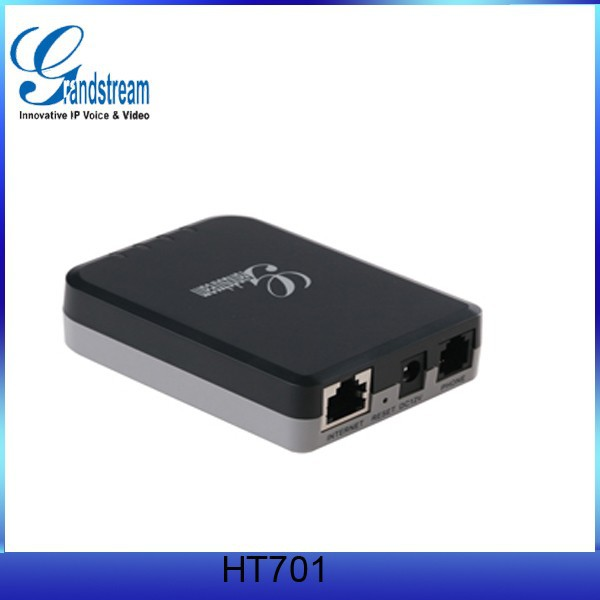 China Grandstream HT701 RJ45 Phone Adapter