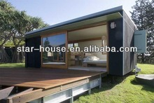 Prefabricated Steel Cabin Container House