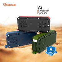 TF card mp3 player waterproof bluetooth speaker