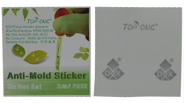 What Is Top one Anti Mold Stickers