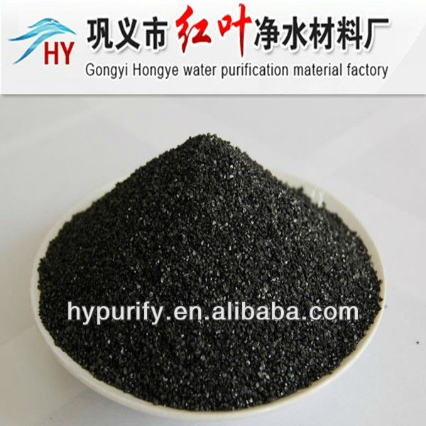 Excellent solidification stability of ANTHRACITE FILTER MEDIA for water treatment material