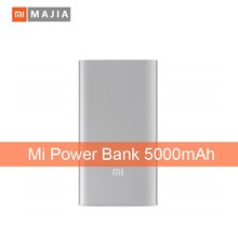 Portable 5000mah Power Bank External Mobile Battery Pack Charger Power bank Mobile Phone For Smart Phones