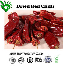 2014 High Quality Dehydrated Small Red Chilli with Factory Price