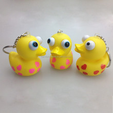 novel new custom rubber duck toys