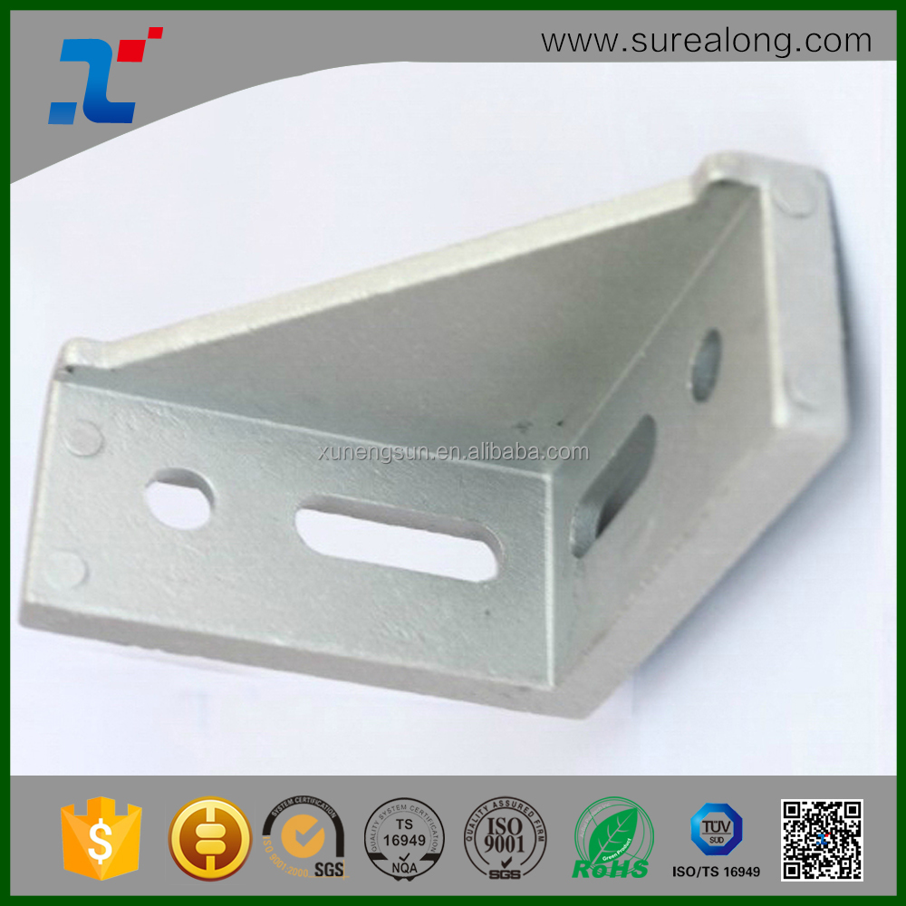 SUREALON Corner Angle Joint Bracket for Aluminum Profile Extrusion