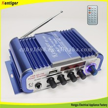 12V tube amplifier with light