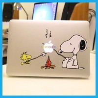 Wholesale Computer Accessories Cartoon for MacBook Laptop Skin Decal Sticker 11 12 13 128