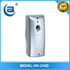 300ml Automatic Scent Air Freshener Refill Perfume Dispenser for Home/hotel/toilet OK-310D