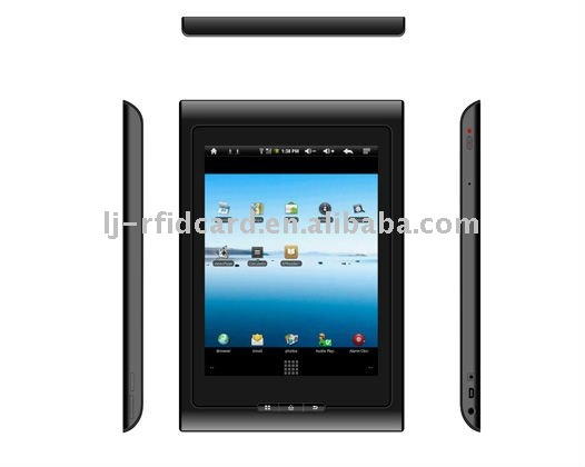 Android Touch Pad