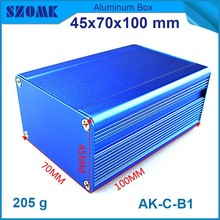 aluminum box enclosure junction box for electric transformer inverter length customized