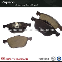 Brand OEM Quality Front Disc Brake pad For Ford Focus/Mazda 2005-2008