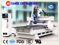 atc cnc router 9kw-220v/380v italy spindle cnc router mini motor SG1325