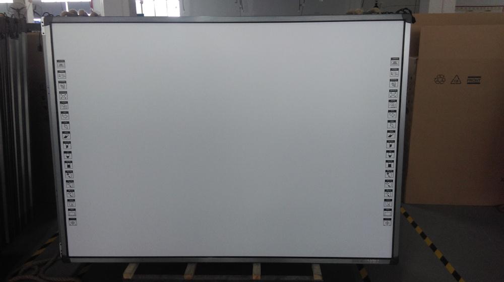 Linguagem multi touch smart board para equipamentos de educação