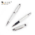 Hight Quality Products New Design Custom Logo Advertisement Metal White Pen