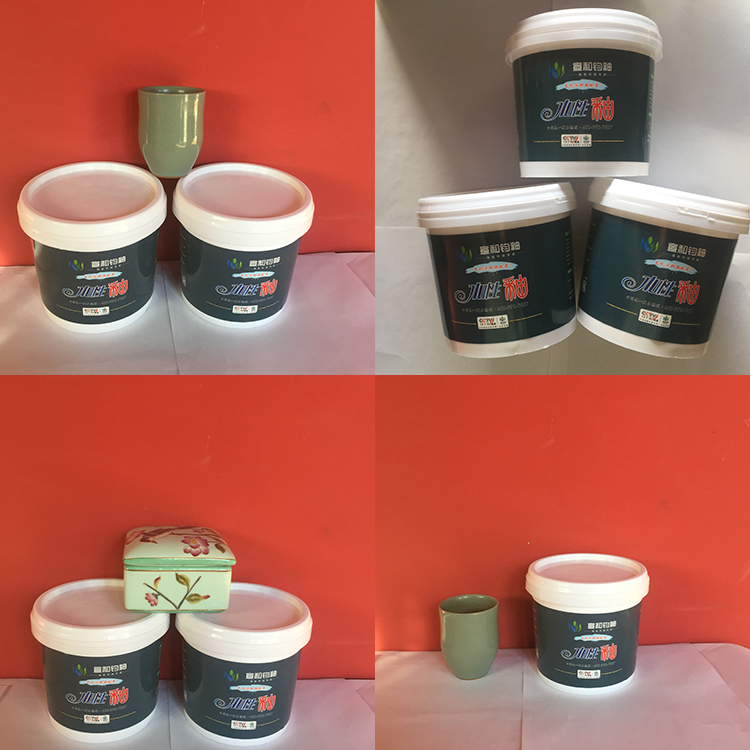 High performance paint friction coating elastic waterproof