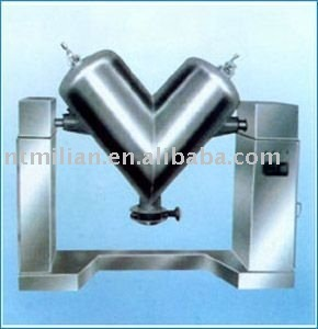 V-type Vacuum Feed Speed Mixer