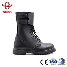 cow action leather anti slip military jungle boots factory directly