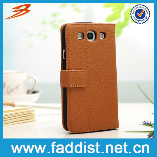 Credit Card Holder Case for Samsung Galaxy s3 Mobile Phone Case