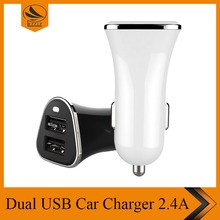 Fast Charger USB Car Quick Charger Dual port for iphone 6