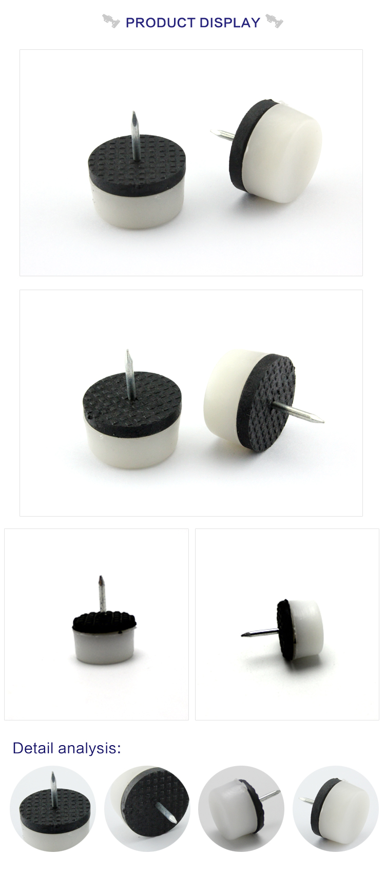 accessories furniture glide,bulk felt furniture pads for chair legs