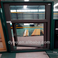 new style made in china aluminium side opening window
