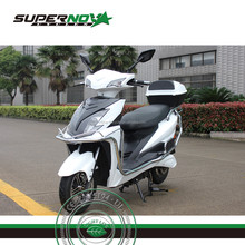 fast 1000W electric motorcycle with disc brake