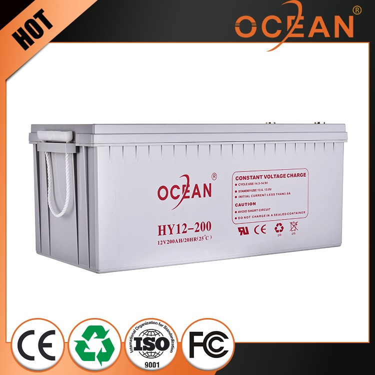 Wholesale newest 12V 200ah wholesale battery ups