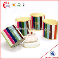 High quality cosmetic presentation cardboard boxes