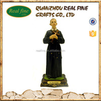 wholesale custom christian souvenir products polyresin religious St Anthony statue for sale