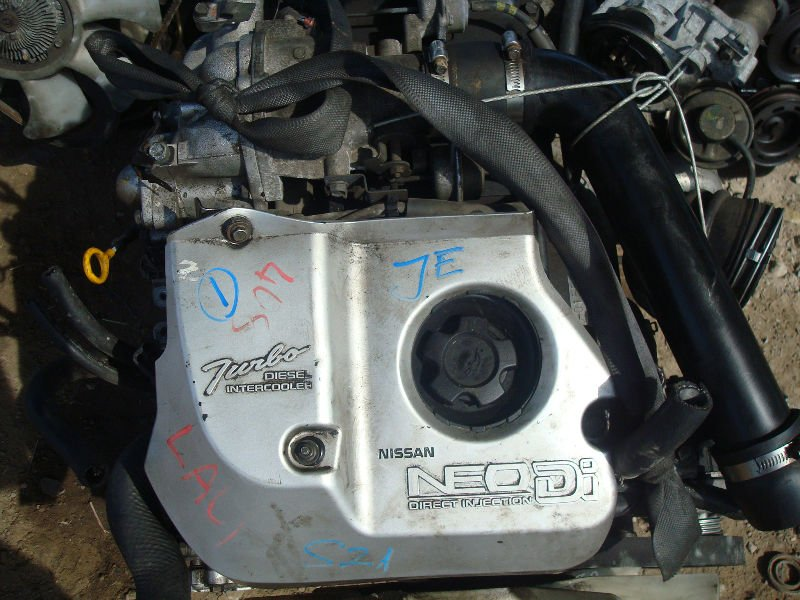 NISSAN ZD30 NEO TURBO USE ENGINE