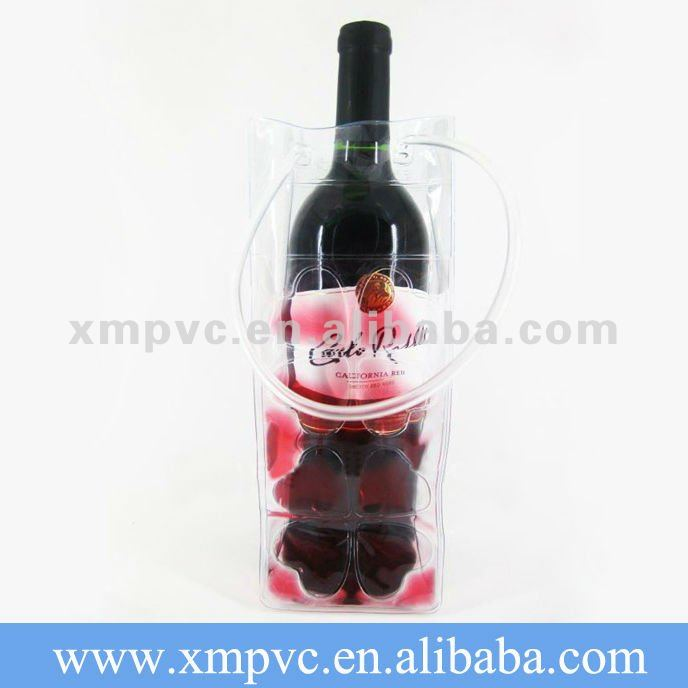 plastic chill wine bag XYL-D-G361