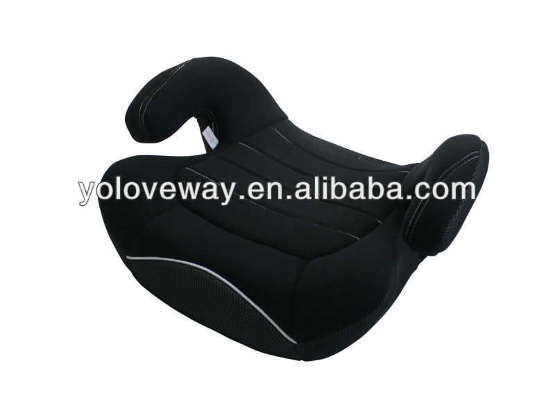 kids safety car seat cushion with ECE R44/04 with full cover