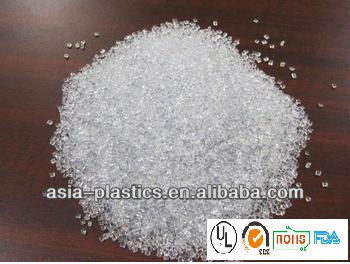 Modified PET resin of GF & FR grade plastic raw material