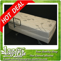 wholesale price polyester PU foam bed mattress medical