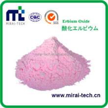 Best buy rare earth material Erbium Oxide 99% to 99.99% at the lowest price