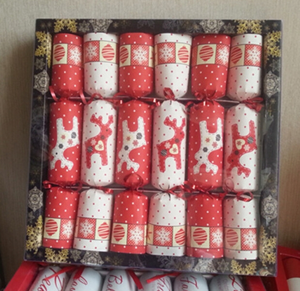 Manufacturer christmas cracker with extra gift
