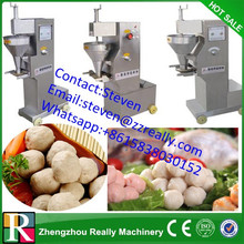 meat ball processing line/fishball making machine/high efficiency fishball processing machine