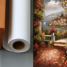 China cheap Digital Printing Canvas Roll For Eco Solvent